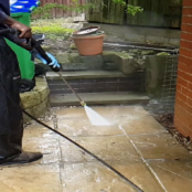 Jet washing in Manchester